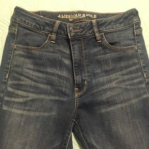 AEO jeans size 6 short